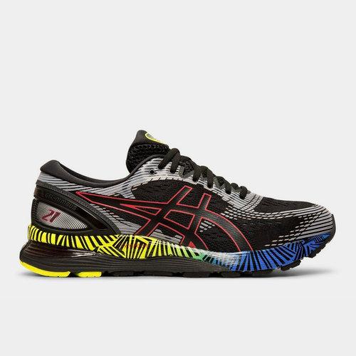 GEL Nimbus 21 LS Mens Running Shoes