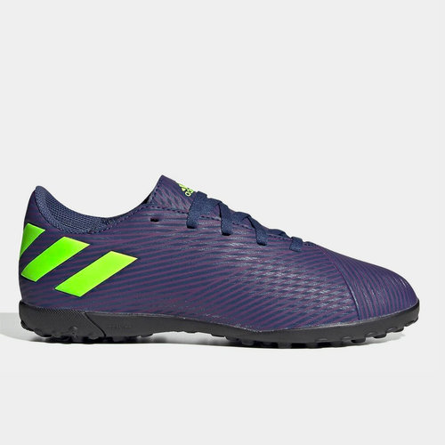 Nemeziz Messi 19.4 Kids Astro Turf Trainers