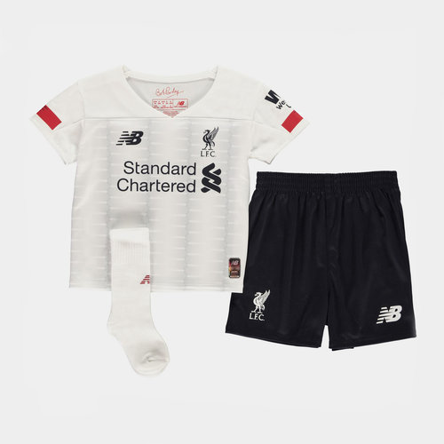 Liverpool Away Mini Kit 2019 2020