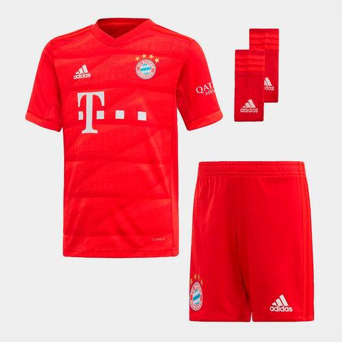 FC Bayern Munich 19/20 Home Mini Kids Football Kit