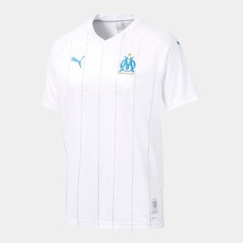 Marseille Home Shirt 2019 2020