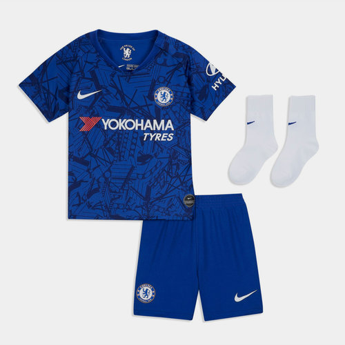Chelsea 19/20 Home Mini Kit