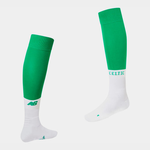 Celtic 19/20 Kids Home Football Socks
