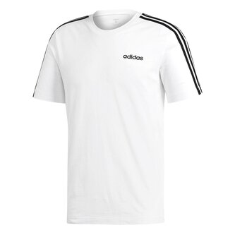 3 Stripe Essential T Shirt Mens