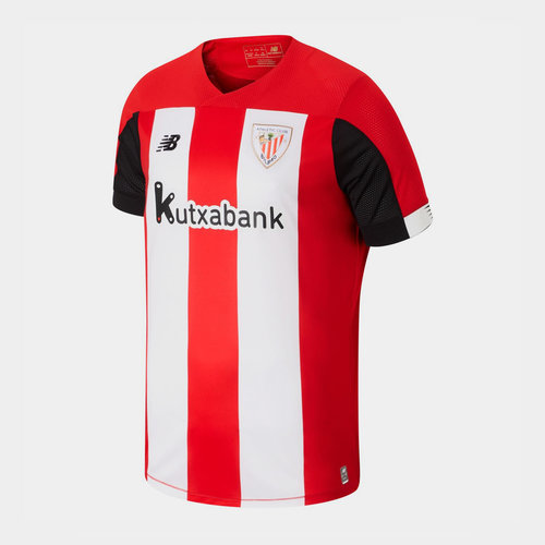 Athletic Bilbao 19/20 Home S/S Replica Football Shirt