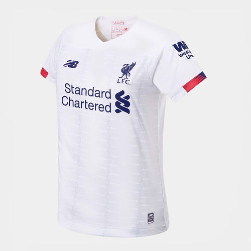 Liverpool 19/20 Ladies Away S/S Football Shirt