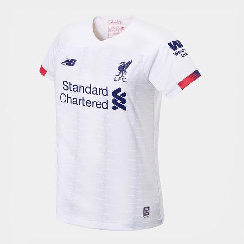 Liverpool Away Shirt 2019 2020 Ladies