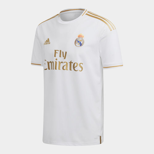 Real Madrid 19/20 Home Replica Kids Football Shirt