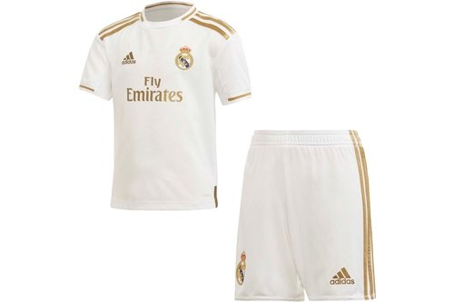 Real Madrid Home Mini Kit 2019 2020