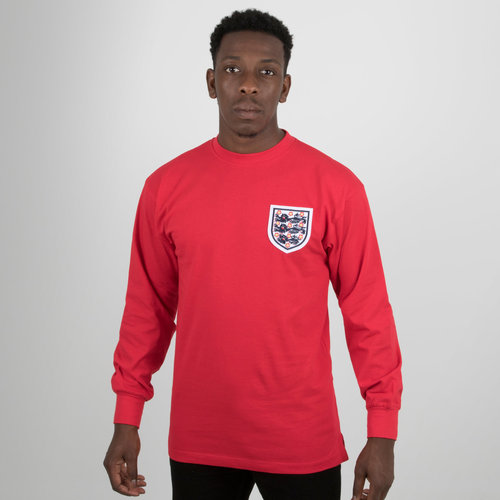 England 1966 World Cup Final No 6 Retro Football Shirt