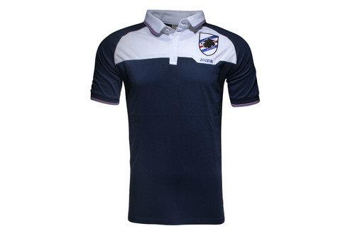 Sampdoria 15/16 S/S Football Polo Shirt