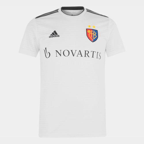 FC Basel Away Shirt 2018 2019