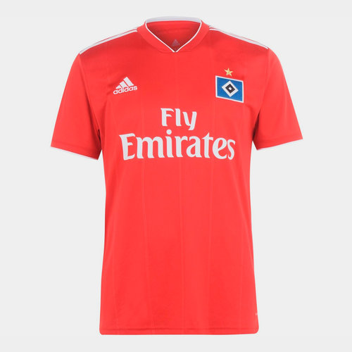 Hamburg SV Away Shirt 2018 2019