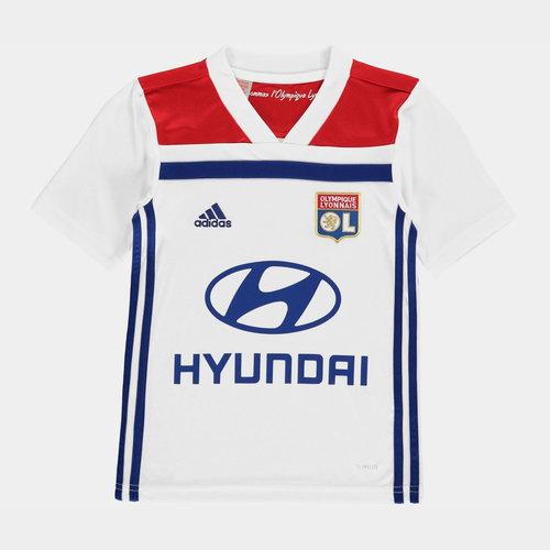 Kids Lyon Home Shirt 2018 2019