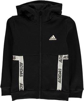 Sport ID Zipped Hoodie Junior