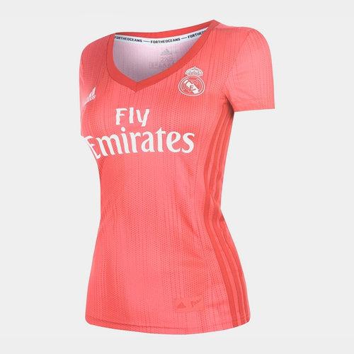 Real Madrid Third Shirt 2018 2019 Ladies