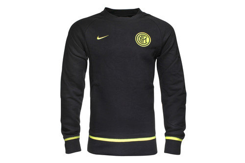 Inter Milan Authentic L/S Crew Sweatshirt