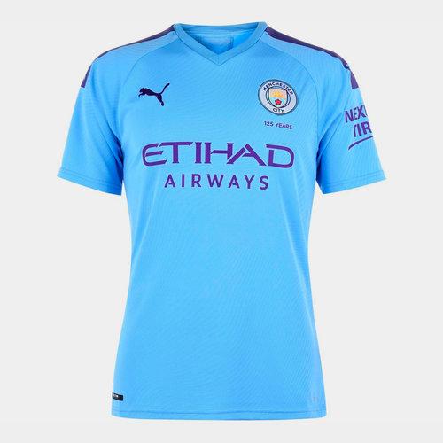Manchester City 19/20 Home S/S Football Shirt