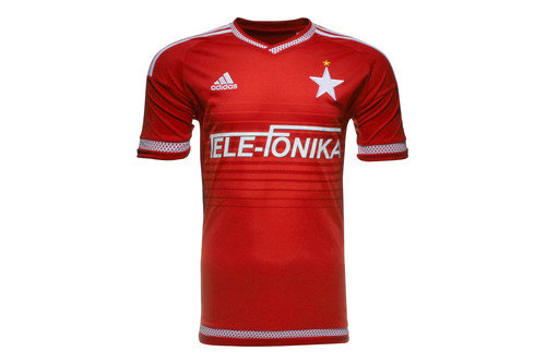Wisla Krakow Home Replica Football Shirt