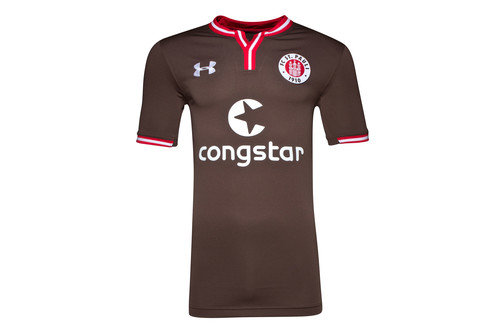 FC St Pauli 16/17 Home Football Shirt