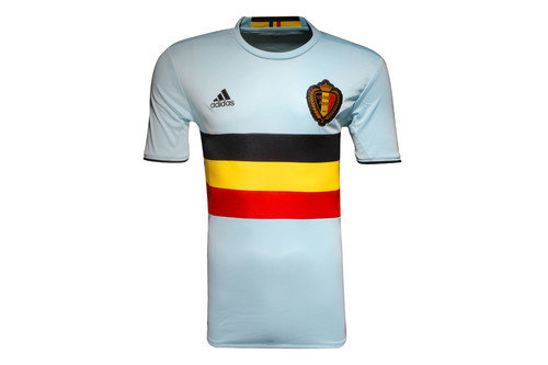 Belgium 16/17 Away S/S Replica Football Shirt