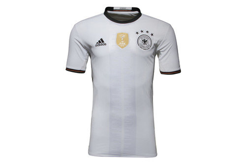 Germany EURO 2016 Kids Home S/S Replica Football Shirt