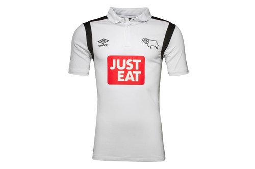 Derby County 16/17 Home S/S Replica Football Shirt