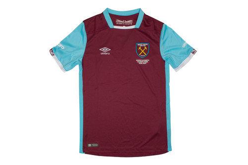 West Ham United 16/17 Home Kids S/S Replica Football Shirt