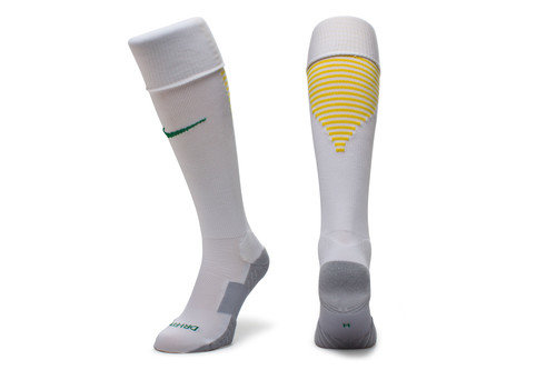 Brazil 2016 Home Stadium Football Socks