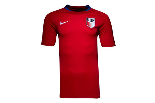 USA 2016 Flash Football Training T-Shirt