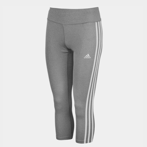 3 Stripe Three Quarter Tights Ladies