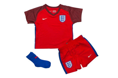England 2016 Infants Away Replica Football Kit