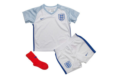 England 2016 Infants Home Replica Football Kit