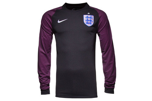 England 2016 Stadium L/S Goalkeepers Football Shirt