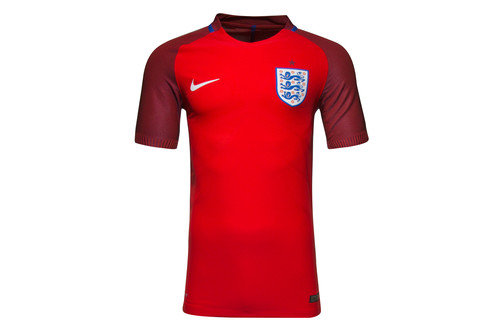 England 2016 Authentic Players S/S Away Football Shirt