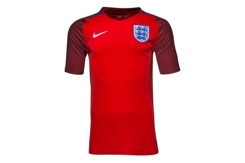 England 2016 Away Stadium Kids S/S Replica Football Shirt