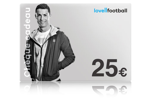Lovell Soccer 25€ Virtual Gift Voucher
