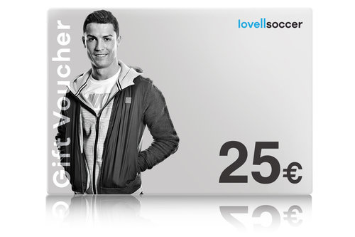 Lovell Soccer 25€ Virtual Gift Voucher