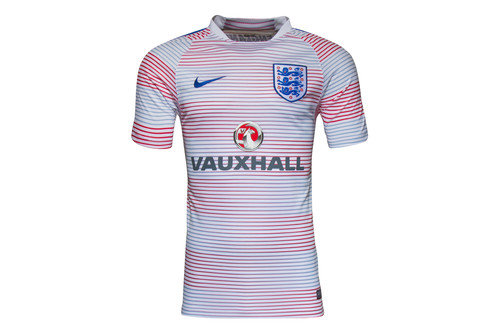 England 2016 Pre Match Training II Football T-Shirt