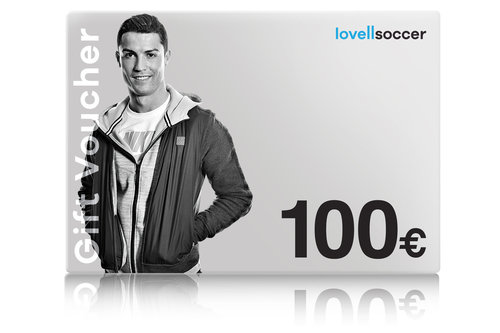 Lovell Soccer 100€ Virtual Gift Voucher