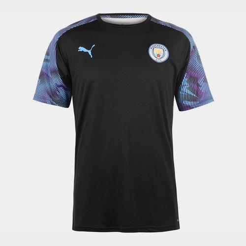 Manchester City Training Shirt 2019 2020 Mens