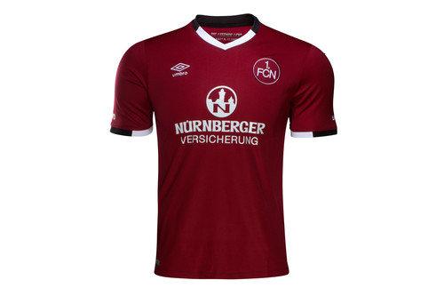 FC Nurnberg 16/17 Home S/S Football Shirt