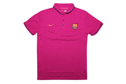 FC Barcelona 16/17 Authentic Football Polo Shirt
