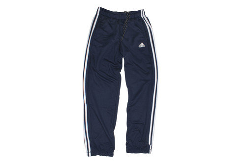 Essentials 3 Stripe Cuffed Bottom Pants