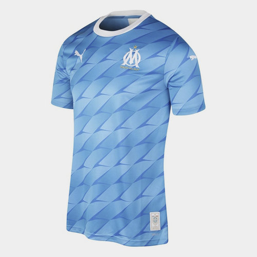 Marseille Away Shirt 2019 2020 Junior