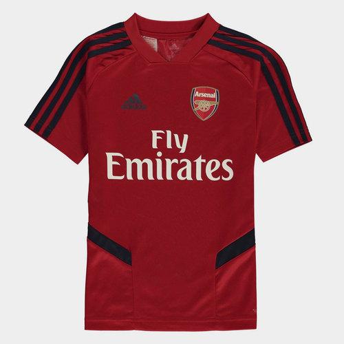 Arsenal 19/20 Kids Football Training T-Shirt