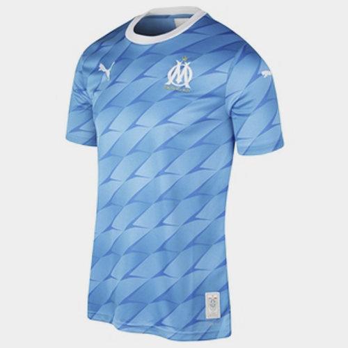 Marseille Away Shirt 2019 2020 Mens