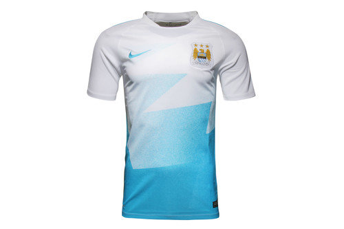 Manchester City 16/17 Pre Match Flash Training Shirt