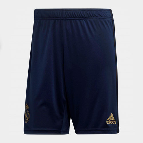Real Madrid 19/20 Away Football Shorts