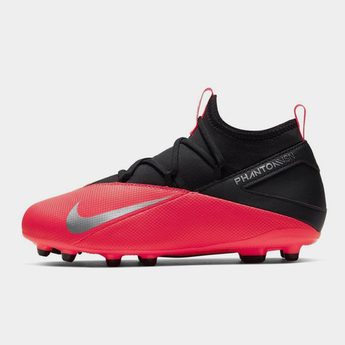 Phantom Vision Club DF Junior FG Football Boots